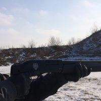 Otwarty Trening Strzelecki - strzelba