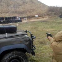 ArmTac Group szkolenia strzeleckie Rzeszów - Vehicle tactics